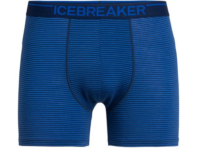 Icebreaker Anatomica Badebukser Herrer, estate blue